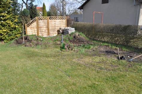 Terrasse Im Garten Anlegen by Garten Terrasse Selber Anlegen Ablauf Anleitung