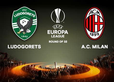 Ludogorets Razgrad vs AC Milan Highlights & Full Match 15 ...