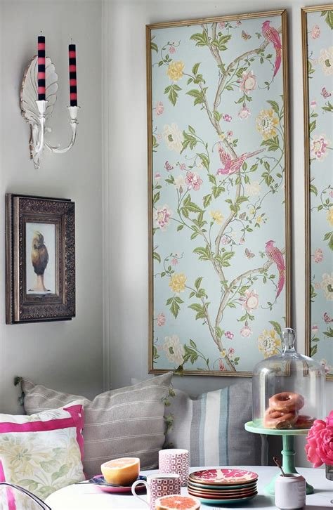unexpected ways  decorate  wallpaper wall art