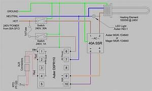 Rex C100 Wiring Diagram