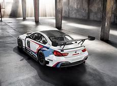BMW M6 GT3 Finally Shows Its Racing Colors Carscoops