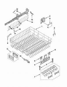 Kitchenaid Kude60sxss1 Dishwasher Parts