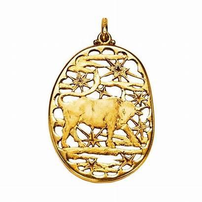 Taurus Gold Pendant Buccellati 1stdibs Jewelry Necklace
