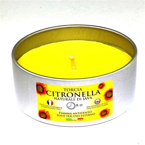 Candele Citronella by Price S Candles Citronella Large Candle In Tin