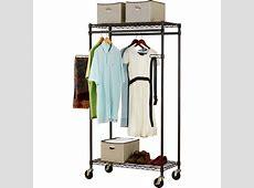 Canopy HeavyDuty Garment Rack, Bronze Walmartcom