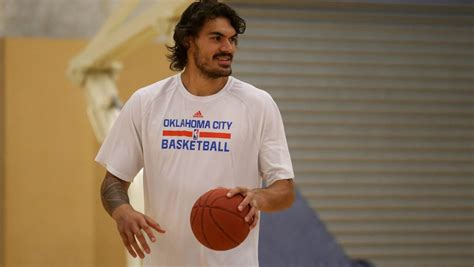 Oklahoma City Thunder film Steven Adams documentary 'The ...
