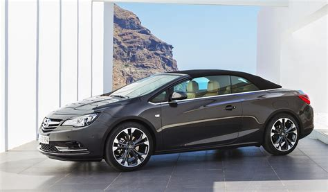Opel Convertible by Opel Cascada Mid Size Convertible Revealed Photos 1 Of 10