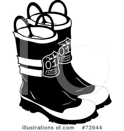 fireman boots clipart black and white fireman boots clipart clipart suggest