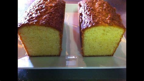 cake moelleux au citron inratable cuisinerapide youtube