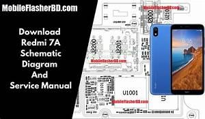 Download Latest Redmi 7a Schematic Diagram Service Manual