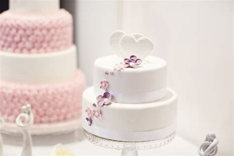 Simple Budget Wedding Cake Ideas