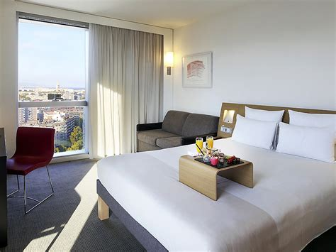 chambre hotel barcelone hôtel à barcelone réservez dans cet exceptionnel novotel