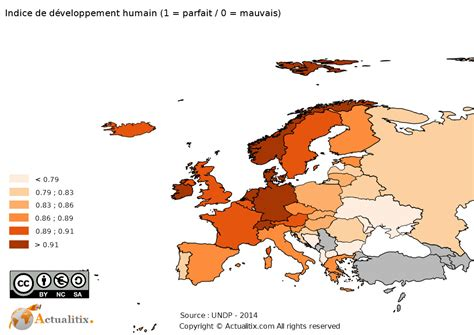 Carte Prostitution 2016 by Europe Carte Idh Indice De D 233 Veloppement Humain 2016