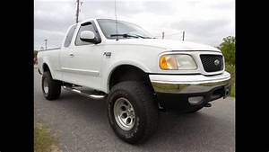 2002 Ford F-150 Xlt 4-door Lifted Truck For Sale