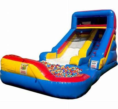 Pit Ball Slide Play Dry Austin Rental