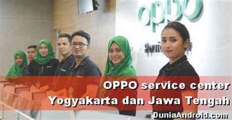 alamat service center oppo yogyakarta  kota  jawa