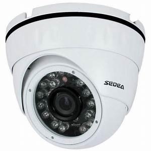 Camera De Surveillance Interieur : camera de surveillance d me interieur exterieur hd wifi ~ Carolinahurricanesstore.com Idées de Décoration