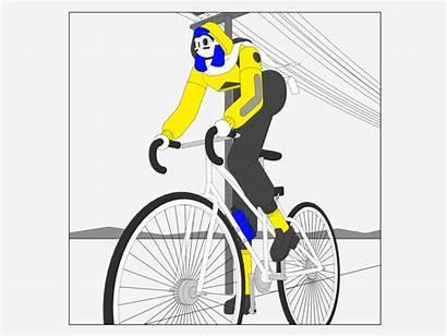 Bike Woman Behance