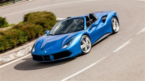 Road Test 2016 Ferrari 488 Spider  The National