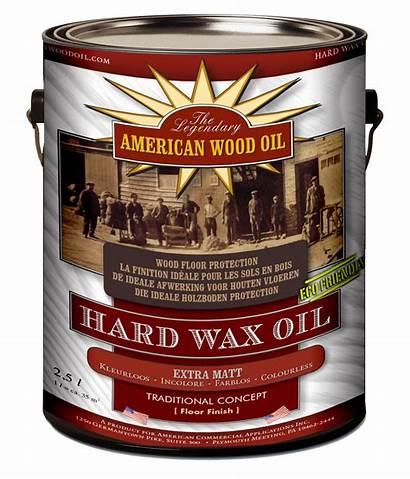 Wax Oil Wood Hard Hardwax American Finish