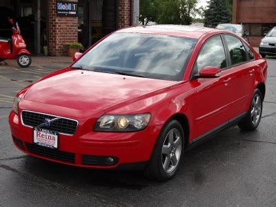 Volvo S40 Awd For Sale by 2005 Volvo S40 Awd T5 Stock 4528 For Sale Near