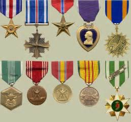 U.S. Army Vietnam Medals and Ribbons