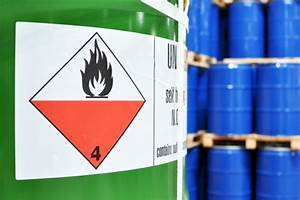 The Brief Guide That Makes Storing Hazardous Chemicals