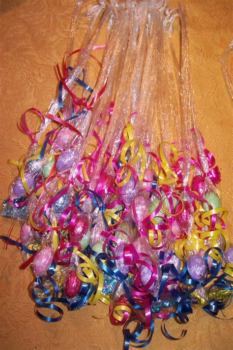 Candy, Cake, And Crafts Easter Candy Necklace