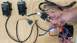 Mltoys Electronic Speed Control For Power Wheels