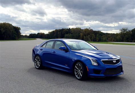 2016 cadillac ats v coupe and sedan officially revealed w