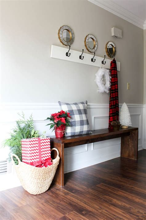 top  christmas entryway decoration ideas christmas