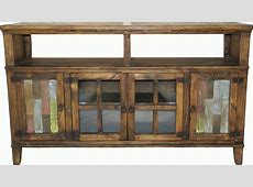 2018 Latest Rustic Tv Stands