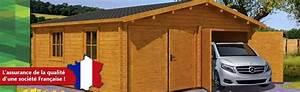 Garage Bois Pas Cher : wsn chalet et garage en bois ~ Dailycaller-alerts.com Idées de Décoration