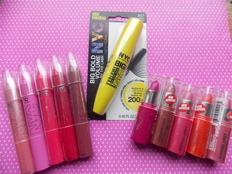 new york colors review swatches before after comparison photos nyc new