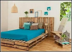 Bett Mit Paletten : bett aus paletten mit lattenrost betten house und dekor galerie p6aowobarn ~ Sanjose-hotels-ca.com Haus und Dekorationen