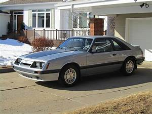 1985 Ford Mustang -  12000