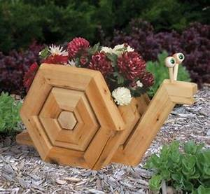 Wood, Decorative, Objects, For, Garden, With, Images