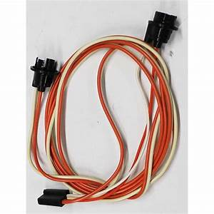 M U0026h Electric 8300 Under Dash Courtesy Light Wire Harness