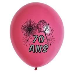 70 ans de mariage ballons anniversaire 70 ans
