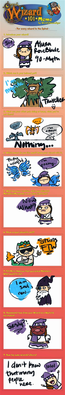 Wizard101 Memes - wizard101 meme by alurarb on deviantart