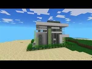 Keralis 13x13 Modern House in Minecraft Pocket Edition ...