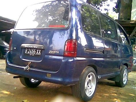 Dodank 1995 Daihatsu Handi-van Specs, Photos, Modification