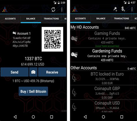 I will be extending this list as new wallets start gaining traction, and remove any which aren't staying updated. 7 Best Bitcoin Wallet Apps for Your Android - 7AltCoins
