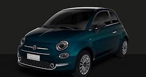 Fiat 500 Bleu Marine : fiat 500 restyl e 2019 couleurs colors ~ Medecine-chirurgie-esthetiques.com Avis de Voitures