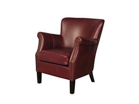 Henley Modern Leather Armchair