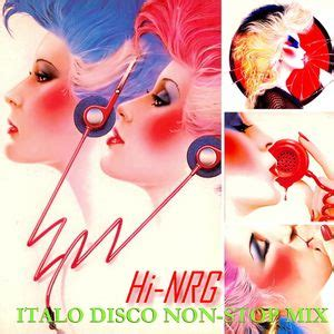 I consider electronic music to contain primarily electronic instruments. Hi-NRG Italo Disco Non-Stop Mix (18 tracks) - Various Artists 80s electronic synth pop dance ...