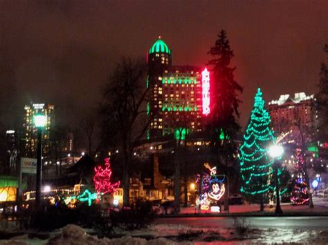 187 niagara falls ontario the festival of lights