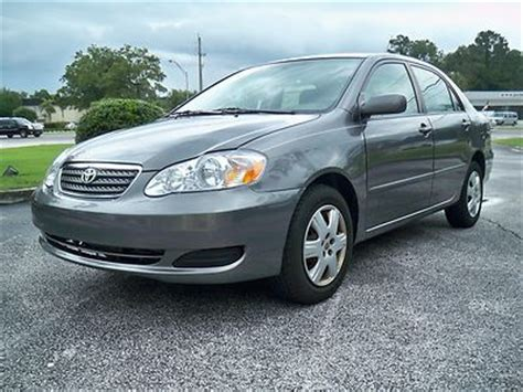 2008 Toyota Corolla Mpg by Purchase Used 2008 Toyota Corolla Le Automatic Power