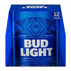 how many calories are in a 12 ounce bud light beer With calories in 12 oz beer