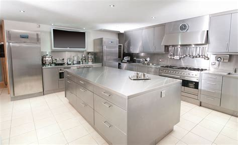 Everything About Stainless Steel Kitchen Cabinets You Have